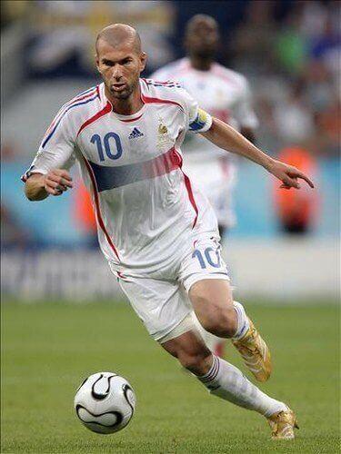 Zidane Mundial Alemania 2006