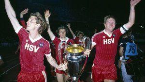 Hamburgo Copa de Europa 1982 1983