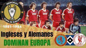 Hamburgo Campeon de EUROPA 1983