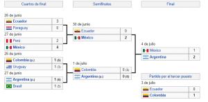 fase final copa america 1993