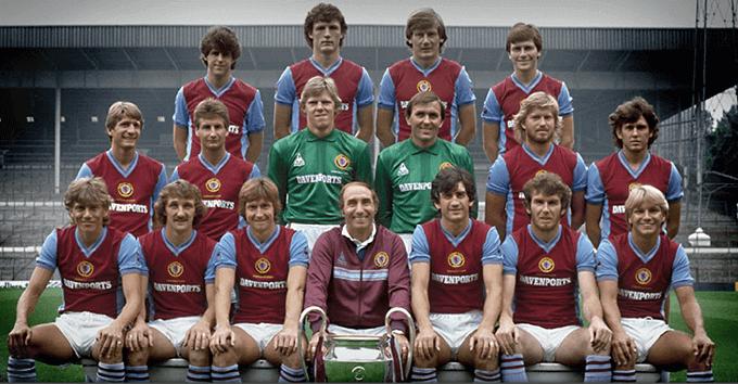 Aston Villa Campeón de Europa 1982