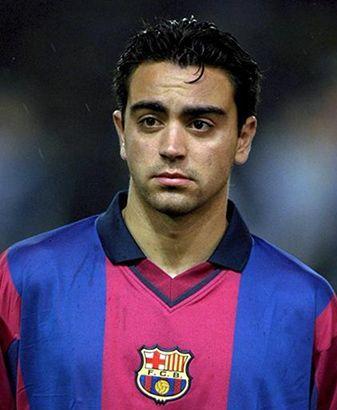 Xavi Hernández 1999