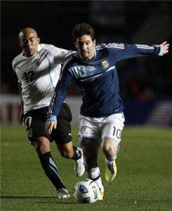 argentina-vs-uruguay copa america 2011
