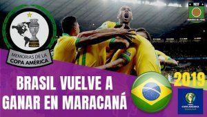 BRASIL CAMPEON COPA AMERICA 2019