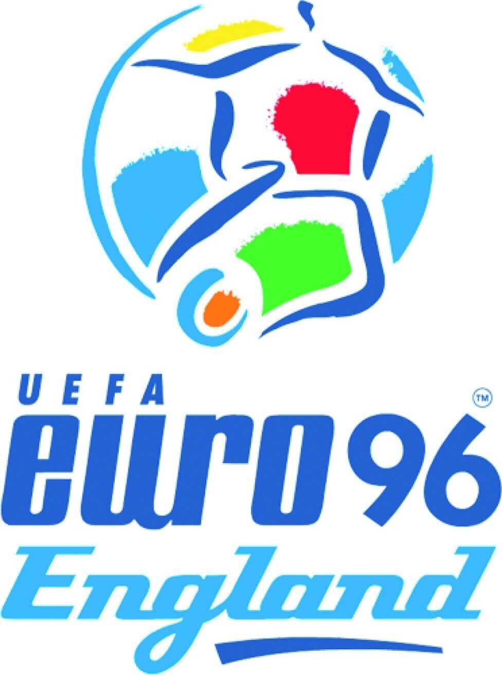 logo euro 1996