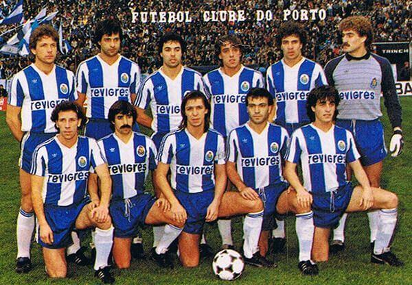 porto campeon europa 1987