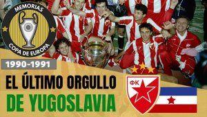 Estrella Roja Campeón de Europa 1991