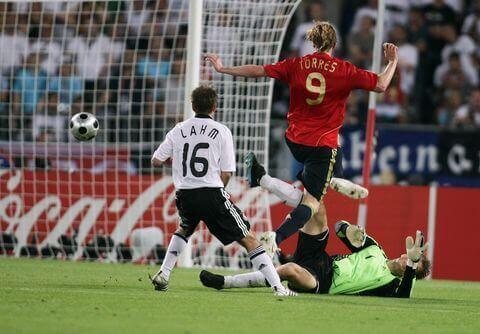 Gol Fernando Torres Eurocopa 2008
