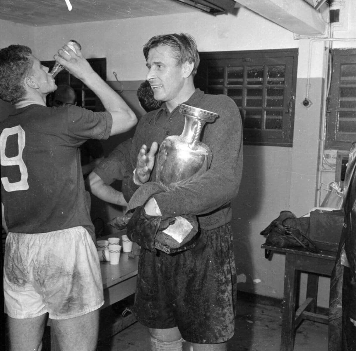 Lev Yashin Euro 1960