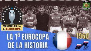 EUROCOPA FRANCIA 1960