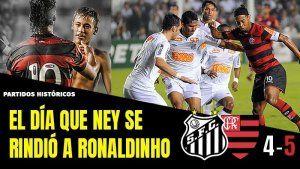 Santos 4 Flamengo 5 (2011)