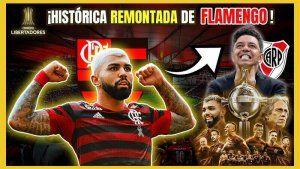 Flamengo campeon copa libertadores 2018