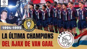 Ajax champions 94-95