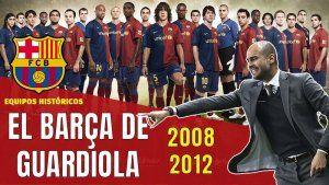 El Barça de Guardiola