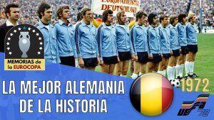 LA MEJOR ALEMANIA DE LA HISTORIA