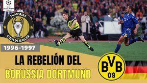 Borussia Dortmund campeón Europa 1997