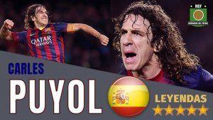 Carles Puyol Leyenda