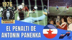 eurocopa 1976 panenka