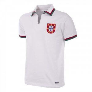 Camiseta Portugal 1972   Blanca