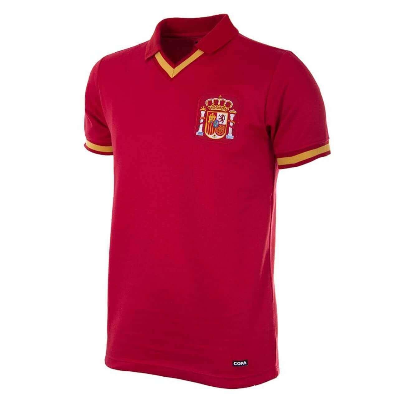 Camiseta retro España 1990
