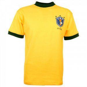 Camiseta Brasil 1982
