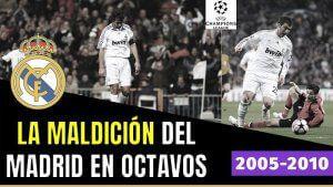 La Maldición del Real Madrid en octavos de la champions