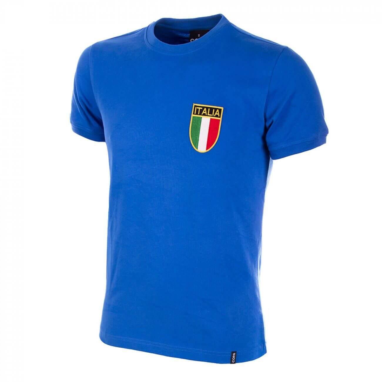 Camiseta antigua Italia 1968 - 1970
