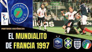 El Torneo de Francia de 1997 el Mundialito