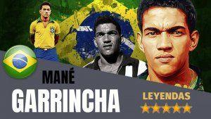 Mane Garrincha Leyenda
