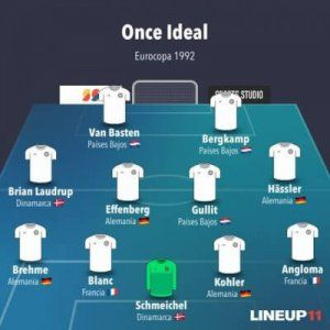 ONCE IDEAL EURO 1992