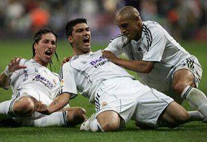 Gol Reyes Real Madrid Mallorca 2007