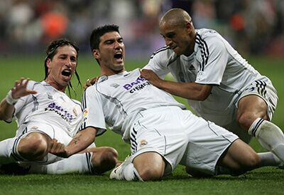 Gol Reyes Real Madrid Mallorca 2007