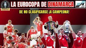 Eurocopa 1992 Dinamarca campeon