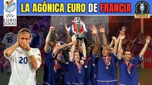 Francia Campeón Eurocopa 2000