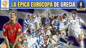 GRECIA CAMPEÓN EUROCOPA 2004