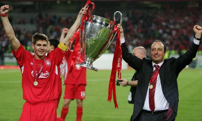 El Milagro de Estambul Liverpool Campeon Champions 2005