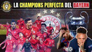 Bayern Munich campeon Champions League 2019-2020