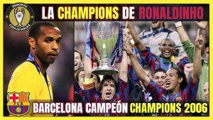 La Champions de Ronaldinho (2006)