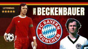 la historia de Franz Beckenbauer