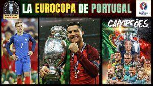 La Eurocopa de Portugal 2016