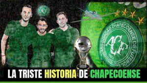 Historia Chapecoense copa sudamericana 2016