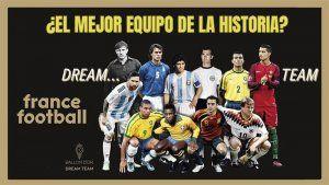 Balon de Oro 2020 Dream Team France Football