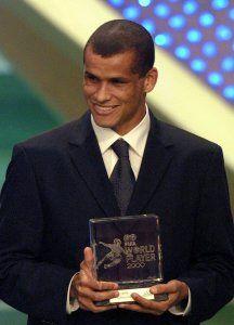 rivaldo fifa world player