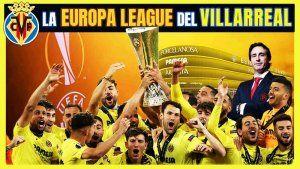 Villarreal campeon europa league 2021