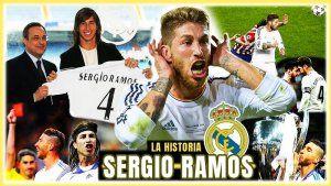 La Leyenda de Sergio Ramos en el Real Madrid